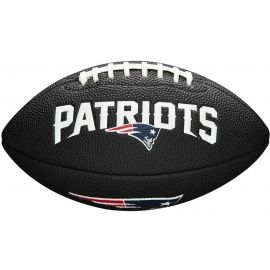 Wilson MINI NFL TEAM SOFT TOUCH FB BL NE - American Football