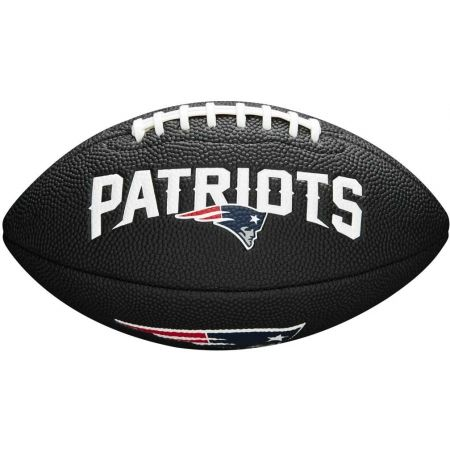 Wilson MINI NFL TEAM SOFT TOUCH FB BL NE