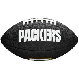 Wilson MINI NFL TEAM SOFT TOUCH FB BL GB - American Football