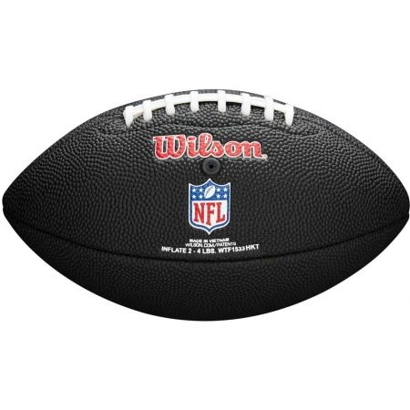 American Football - Wilson MINI NFL TEAM SOFT TOUCH FB BL DL - 3