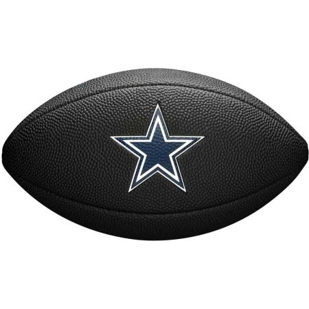 American Football - Wilson MINI NFL TEAM SOFT TOUCH FB BL DL - 2