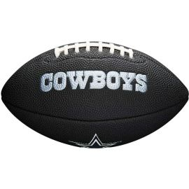 Wilson MINI NFL TEAM SOFT TOUCH FB BL DL - American Football