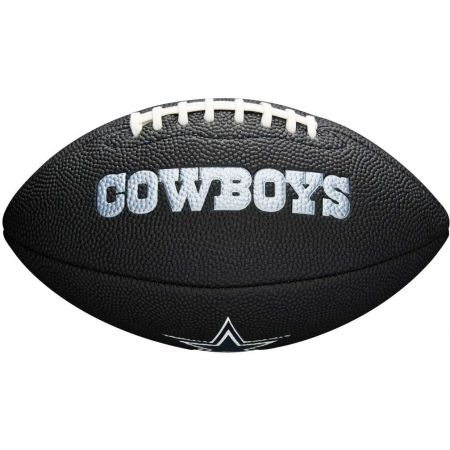 Wilson MINI NFL TEAM SOFT TOUCH FB BL DL