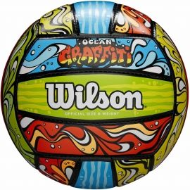 Wilson OCEAN GRAFFITI VBALL - Волейболна топка