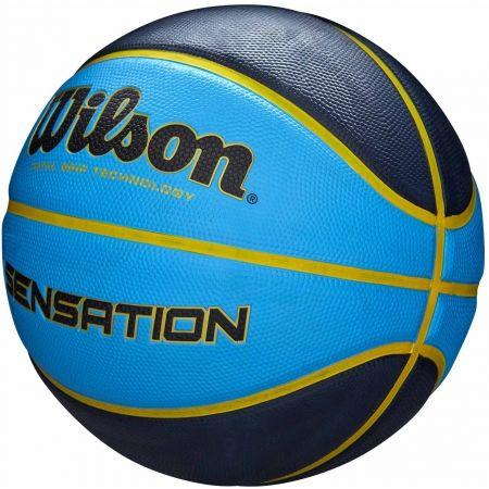 Basketbalový míč - Wilson SENSATION SR 295 BSKT - 2