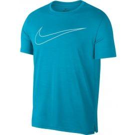 Nike NP SUPERSET TOP SS GFX - Tricou sport bărbați