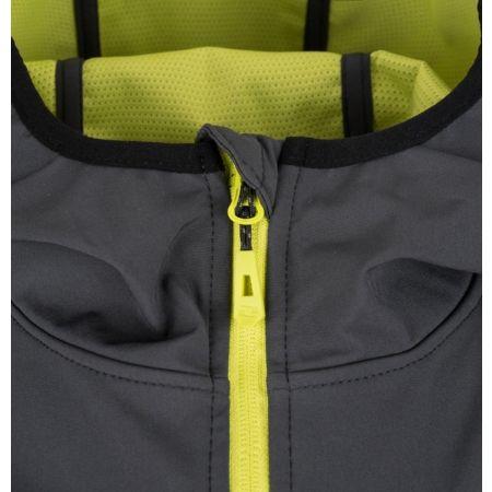Pánská softshellová bunda - Loap LERES - 4