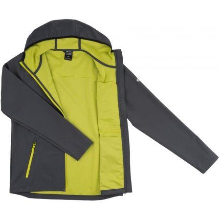 Pánská softshellová bunda - Loap LERES - 3