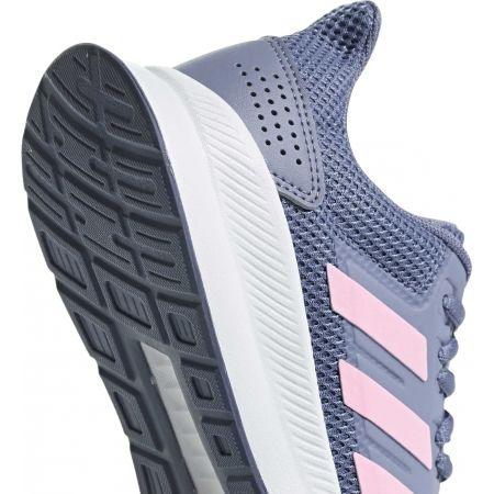 Dětská běžecká obuv - adidas FALCON K - 8