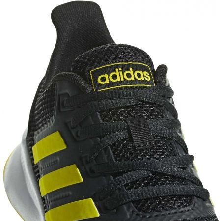 Dětská běžecká obuv - adidas FALCON K - 7