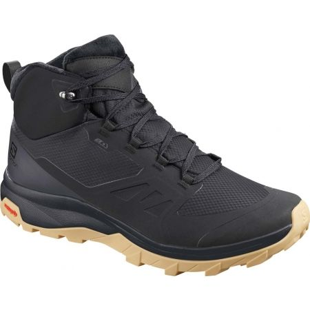 Salomon OUTSNAP CSWP - Men's winter shoes