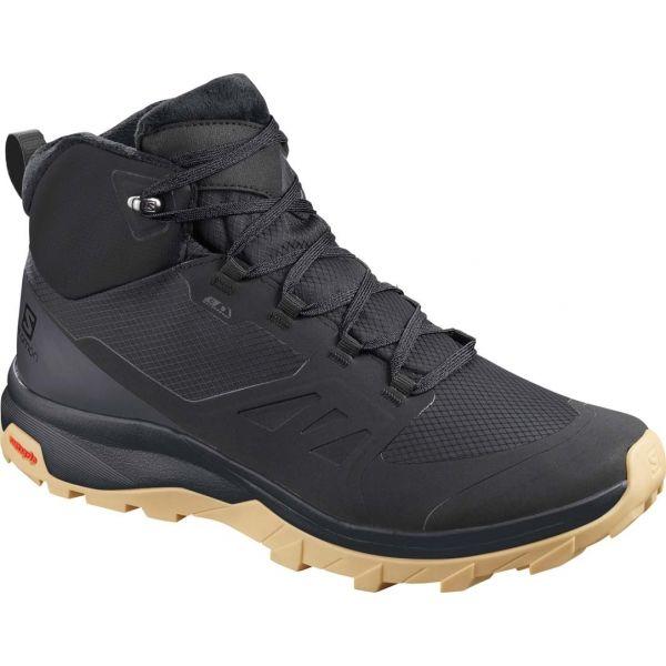 Salomon OUTSNAP CSWP - Pánska zimná obuv