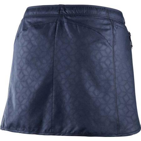 Dámska sukňa na behanie 2v1 - Salomon AGILE SKIRT W - 3