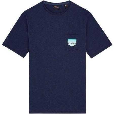 Pánske tričko - O'Neill LM GRADIENT POCKET T-SHIRT - 1