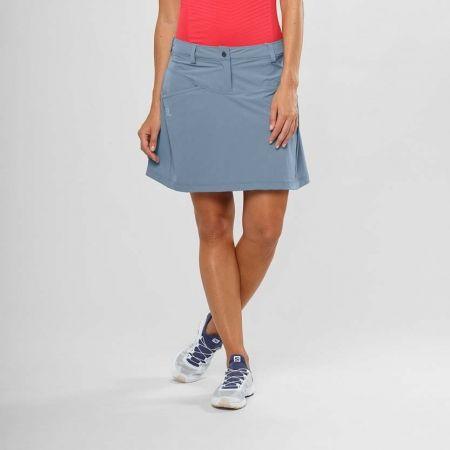 Dámská outdoorová sukně 2v1 - Salomon WAYFARER SKIRT W - 2