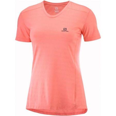 Salomon XA TEE W - Дамска тениска за бягане
