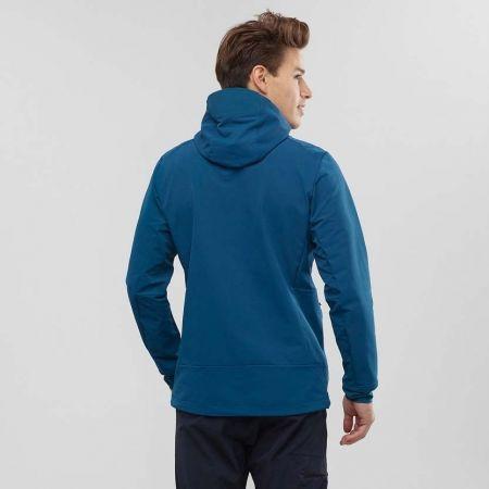 Pánská softshell bunda - Salomon RANGE JKT M - 3
