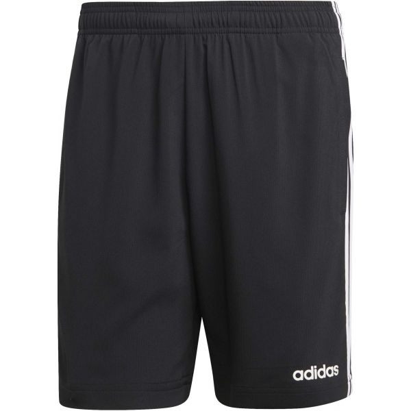 adidas ESSENTIALS 3 STRIPES 7IN CHELSEA fekete XL - Férfi rövidnadrág