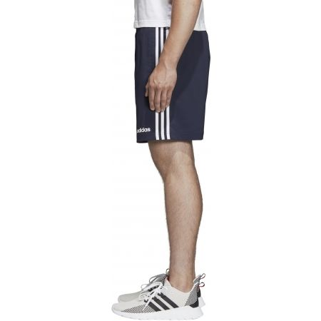 Pánske šortky - adidas ESSENTIALS 3 STRIPES 7IN CHELSEA - 4