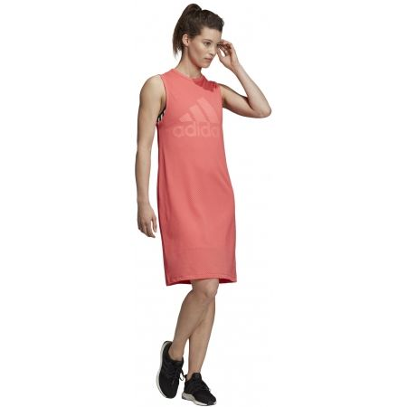 f17aae54494e Dámské šaty - adidas W SID DRESS Q2 - 6