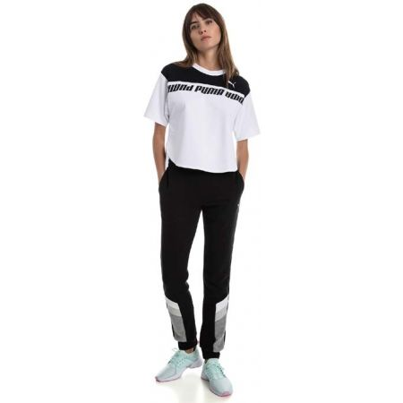 Women's T-shirt - Puma MODERN SPORTS SWEAT TEE - 3