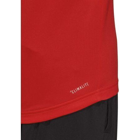 Pánske tričko - adidas DESIGN2MOVE TEE PLAIN - 9