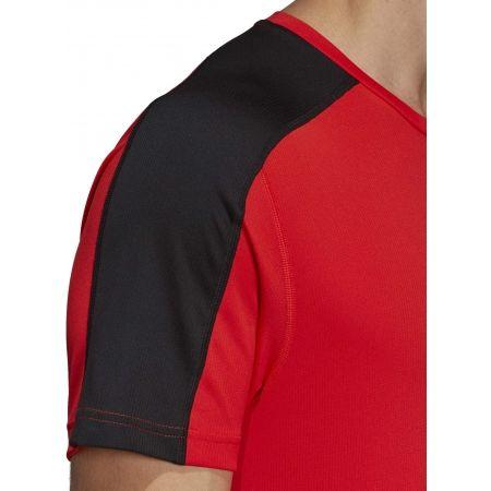 Pánske tričko - adidas DESIGN2MOVE TEE PLAIN - 10