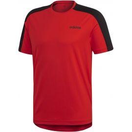 adidas DESIGN2MOVE TEE PLAIN - Pánske tričko