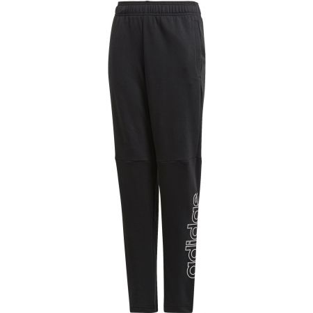 Boys' sports trousers - adidas ESSENTIALS COMMERCIAL LINEAR PANT - 1