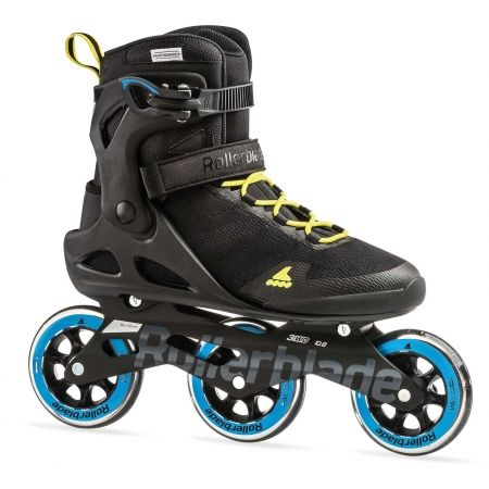 Pánske fitness korčule - Rollerblade SIRIO 100 3WD