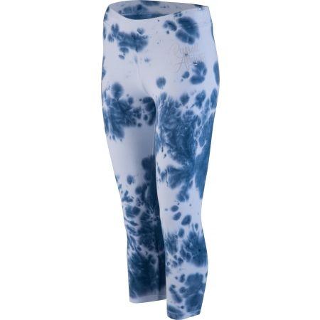 Women's leggings - Russell Athletic PRINTED SCRIPT CAPRI PANT - 1