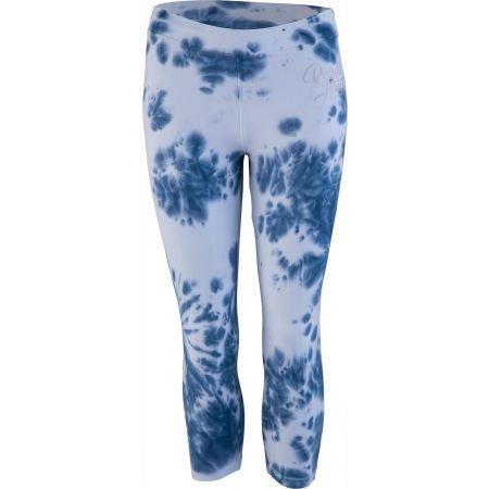 Women's leggings - Russell Athletic PRINTED SCRIPT CAPRI PANT - 2