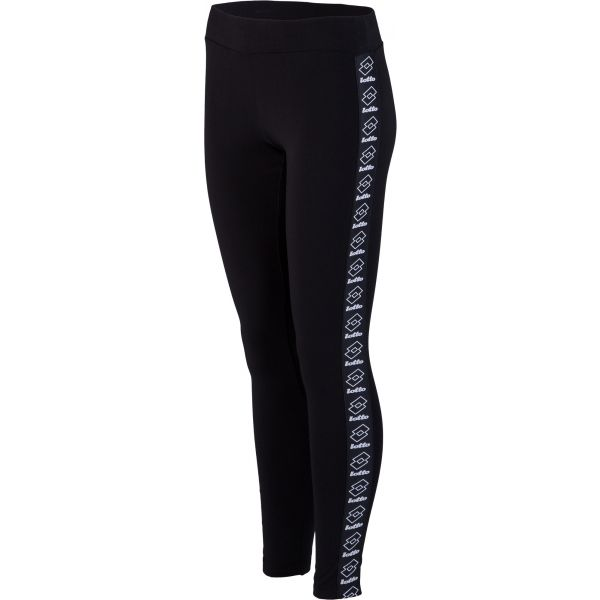 Lotto ATHLETICA II LEGGINGS JS STC W fekete XL - Női legging