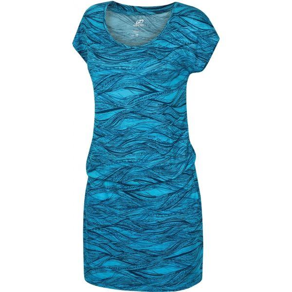 Hannah ZANZIBA kék 36 - Női ruha