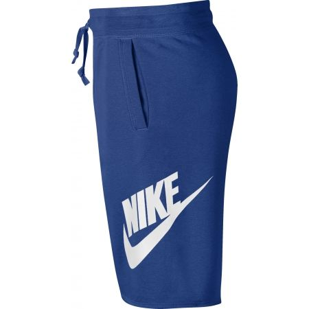 Мъжки къси панталони - Nike NSW HE SHORT FT ALUMNI - 2