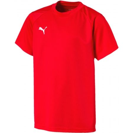 Puma LIGA TRAINING JERSEY JR - Kinder T-Shirt