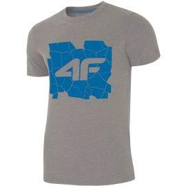 4F PÁNSKÉ TRIKO - Pánské tričko