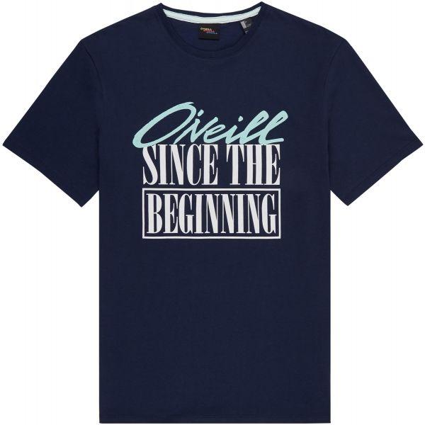 O'Neill LM ONEILL SINCE T-SHIRT sötétkék L - Férfi póló