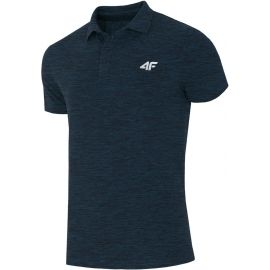 4F MEN'S T-SHIRT - Men's polo shirt