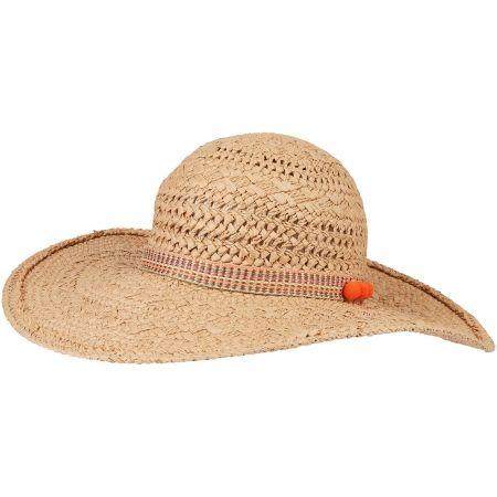 O'Neill BW FLAT BRIM FEDORA - Dámsky klobúk