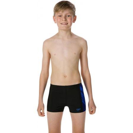 Chlapecké plavky - Speedo ALLOVER PANEL AQUASHORT - 2
