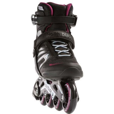 Łyżworolki fitness damskie - Rollerblade SPIRITBLADE W - 4
