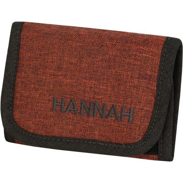 Hannah PEŇAŽENKA oranžová UNI - Pánska peňaženka
