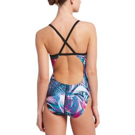 Dámske jednodielne plavky - Nike WHIRL CROSSBACK - 2