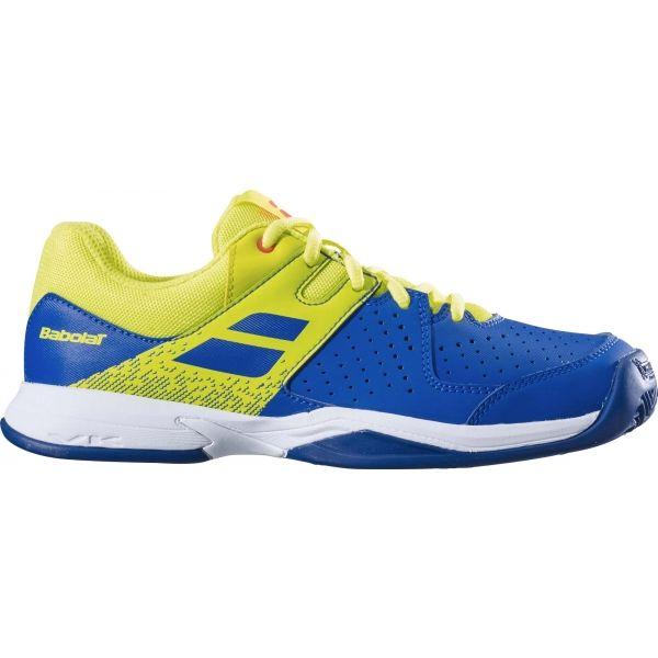 Babolat PULSION JR CLAY - Juniorská tenisová obuv