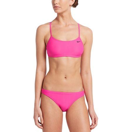 Dámské dvoudílné plavky - Nike SOLID - 1
