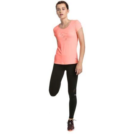 Women's T-shirt - Puma IGNITE S/S LOGO TEE - 5
