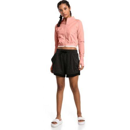 Women's sweatshirt - Puma SOFT SPORTS JACKET - 5