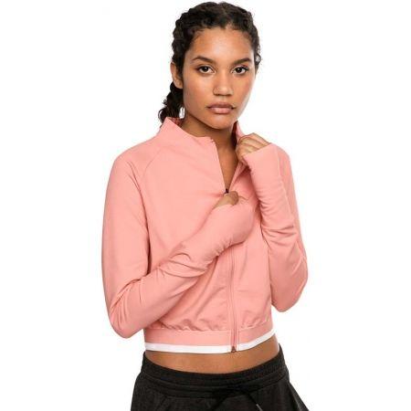 Women's sweatshirt - Puma SOFT SPORTS JACKET - 3