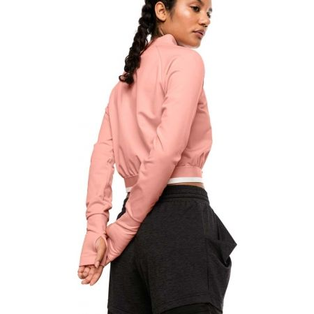 Women's sweatshirt - Puma SOFT SPORTS JACKET - 4